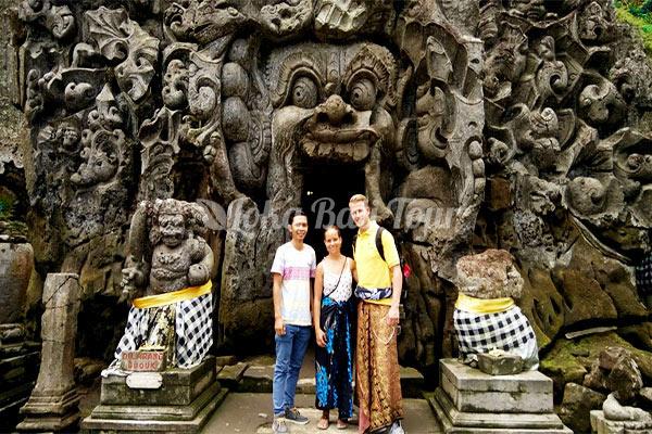 The Elephant Cave Goa Gajah